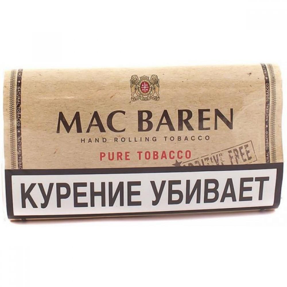 Табак для самокруток Mac Baren - Pure Tobacco