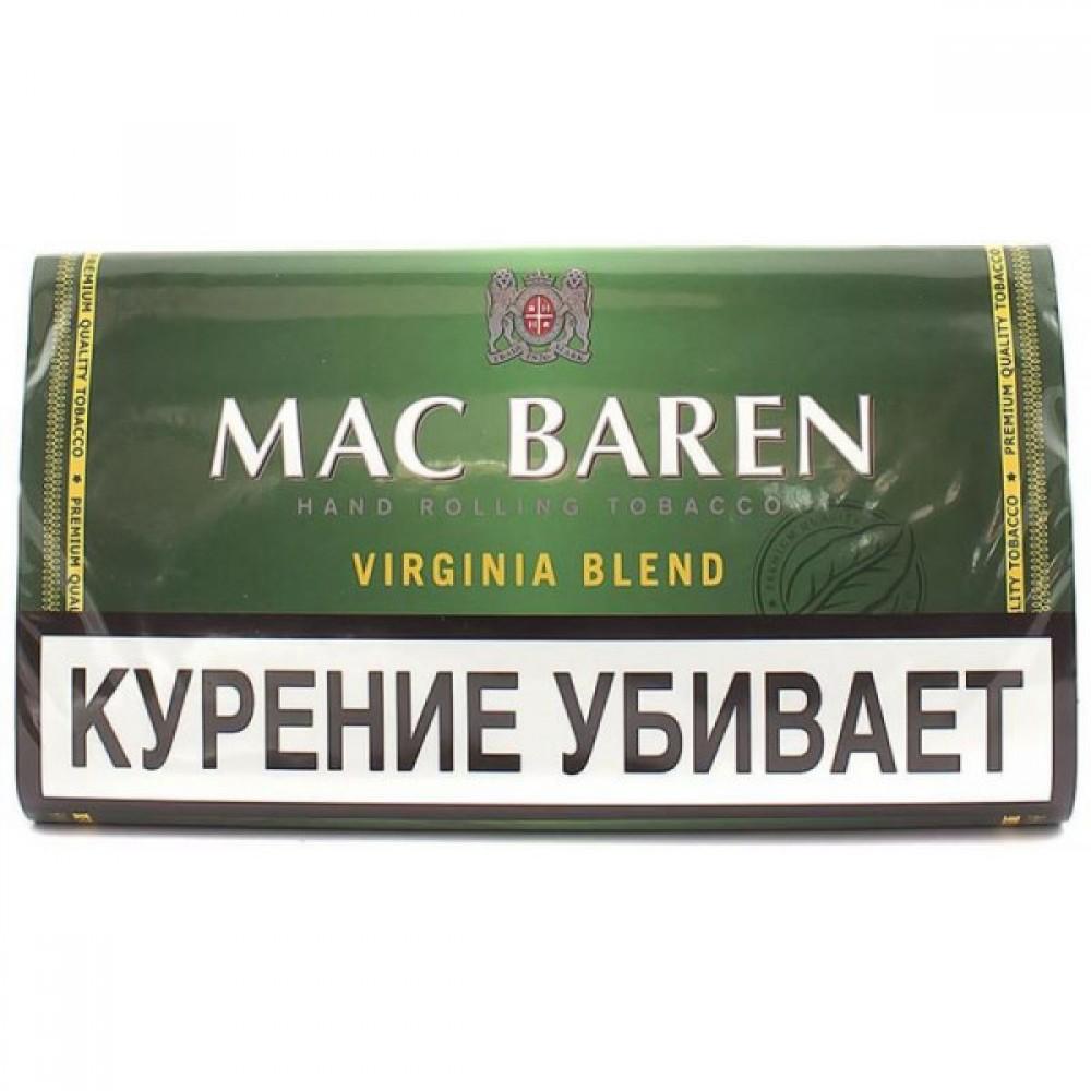 Табак для самокруток Mac Baren - Virginia Blend