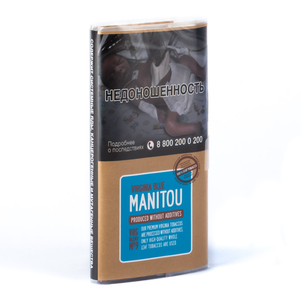 Табак для самокруток Manitou - Blue