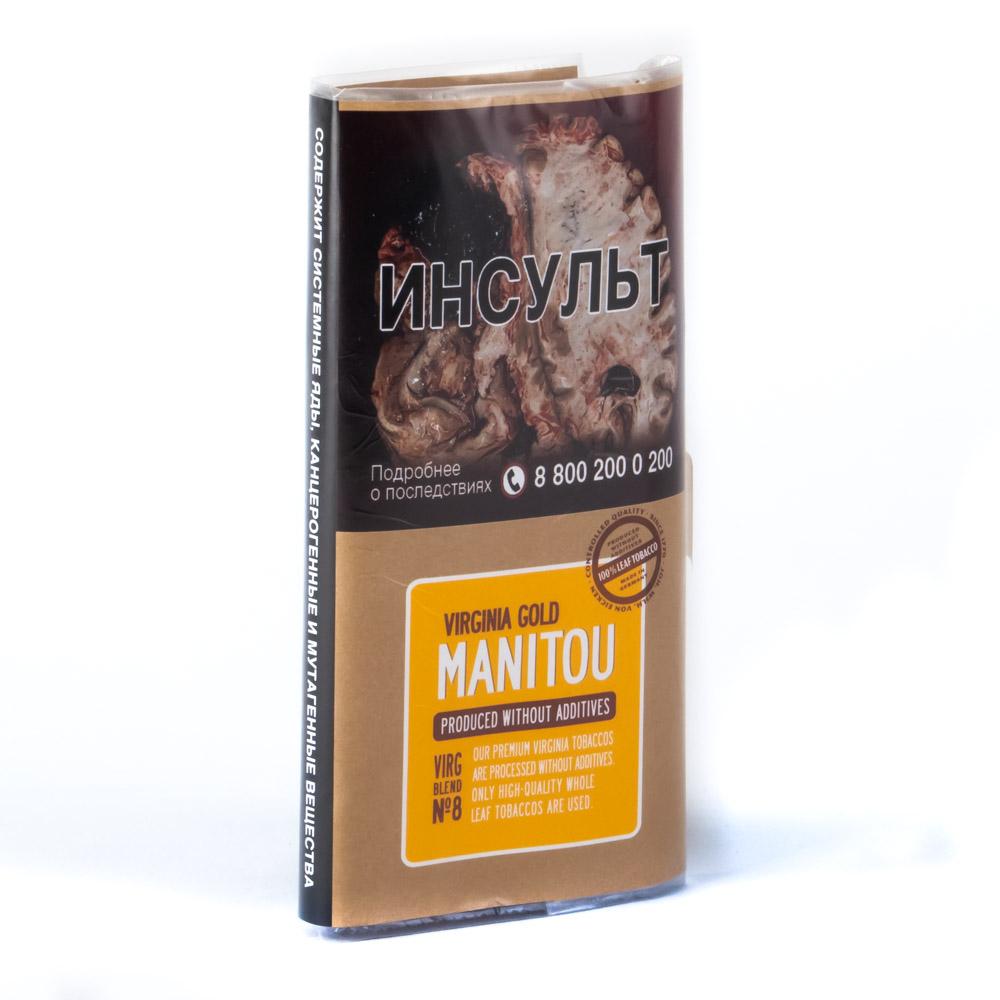 Табак для самокруток Manitou - Gold