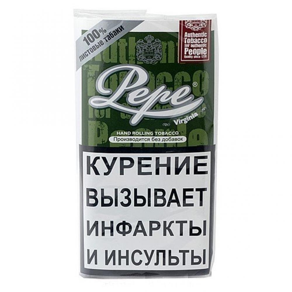 Табак для самокруток Pepe - Dark Green