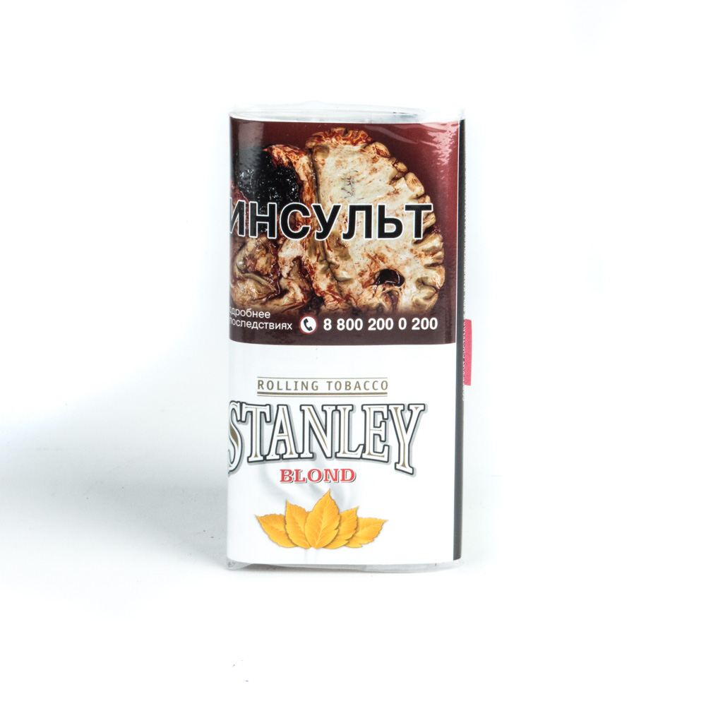 Табак для самокруток Stanley - Blond
