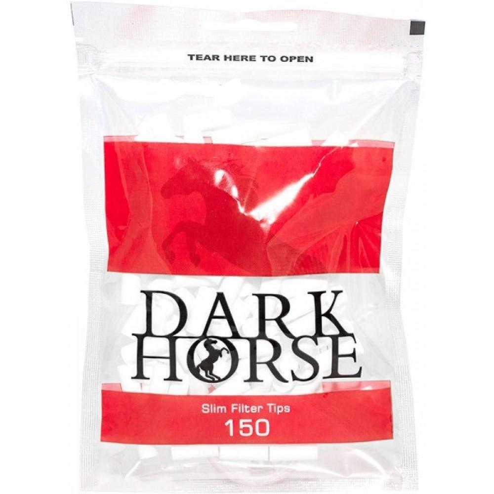 Фильтры Dark Horse Slim 150 шт.