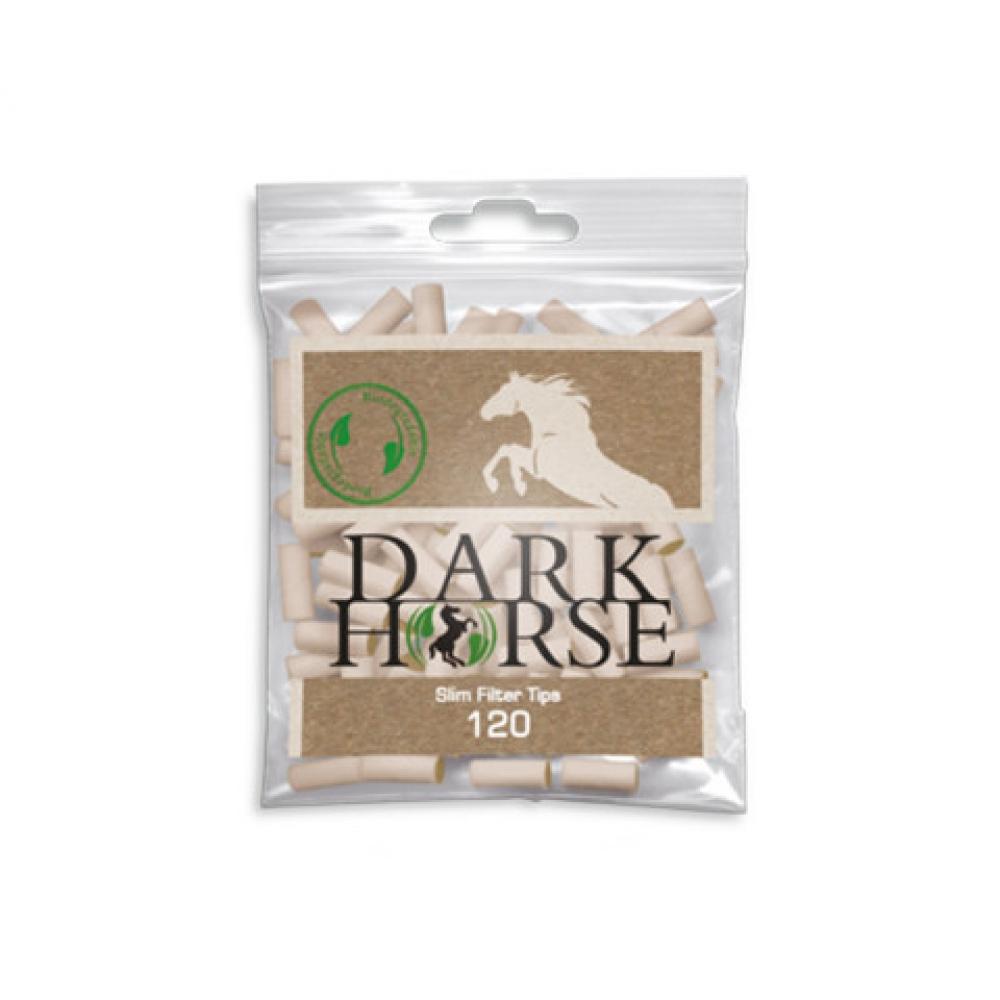 Фильтры Dark Horse Slim Bio 120 шт.