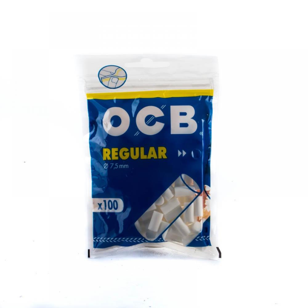 Фильтры O.C.B Regular 100 шт.