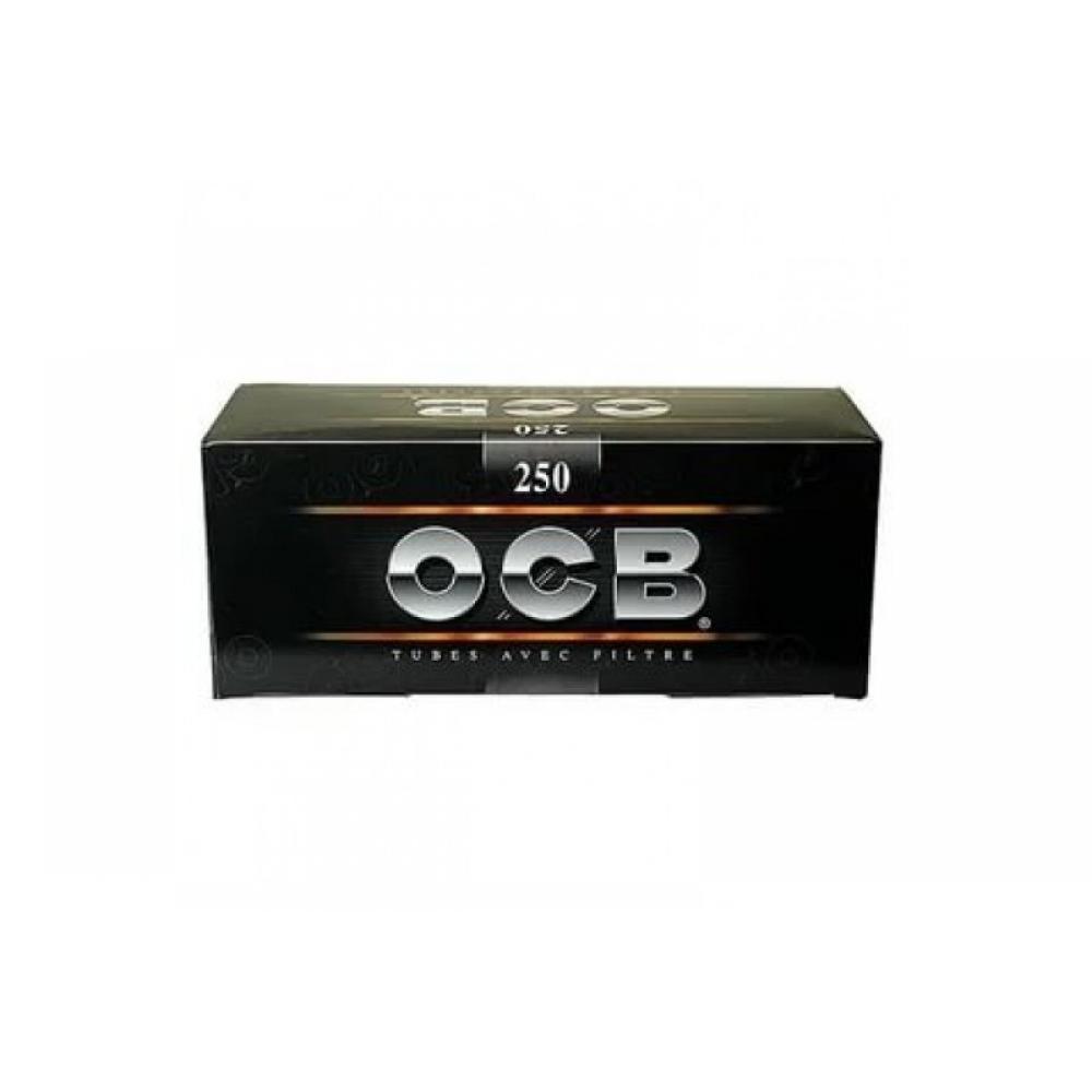 Гильзы O.C.B. Black 200 шт.