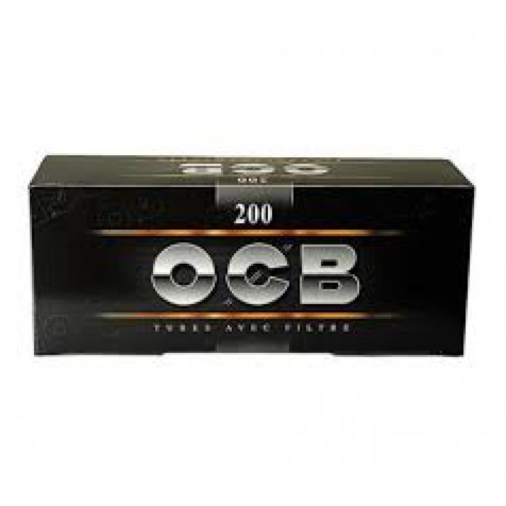 Гильзы O.C.B. Black 250 шт.