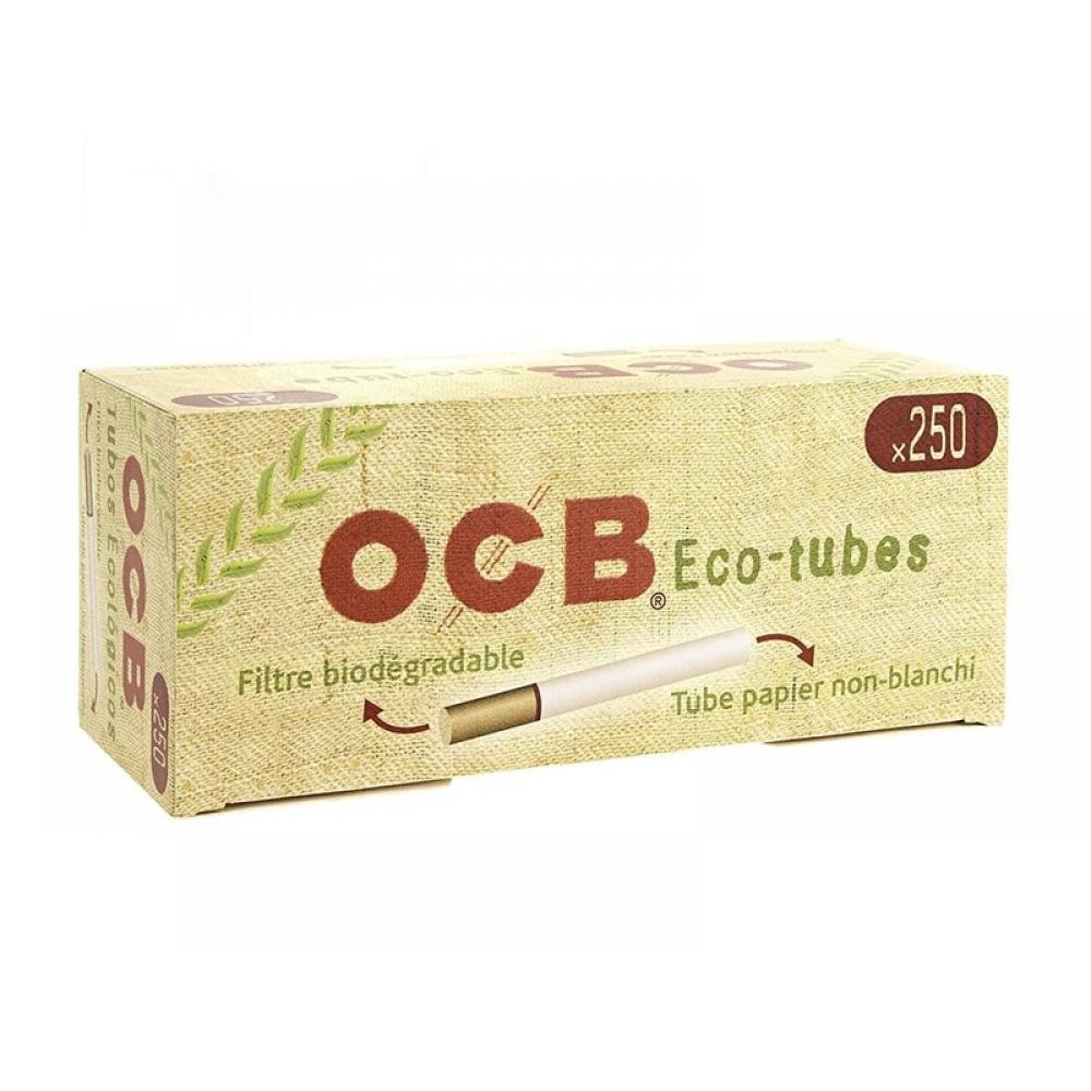 Гильзы O.C.B. Eco Tubes 250 шт.