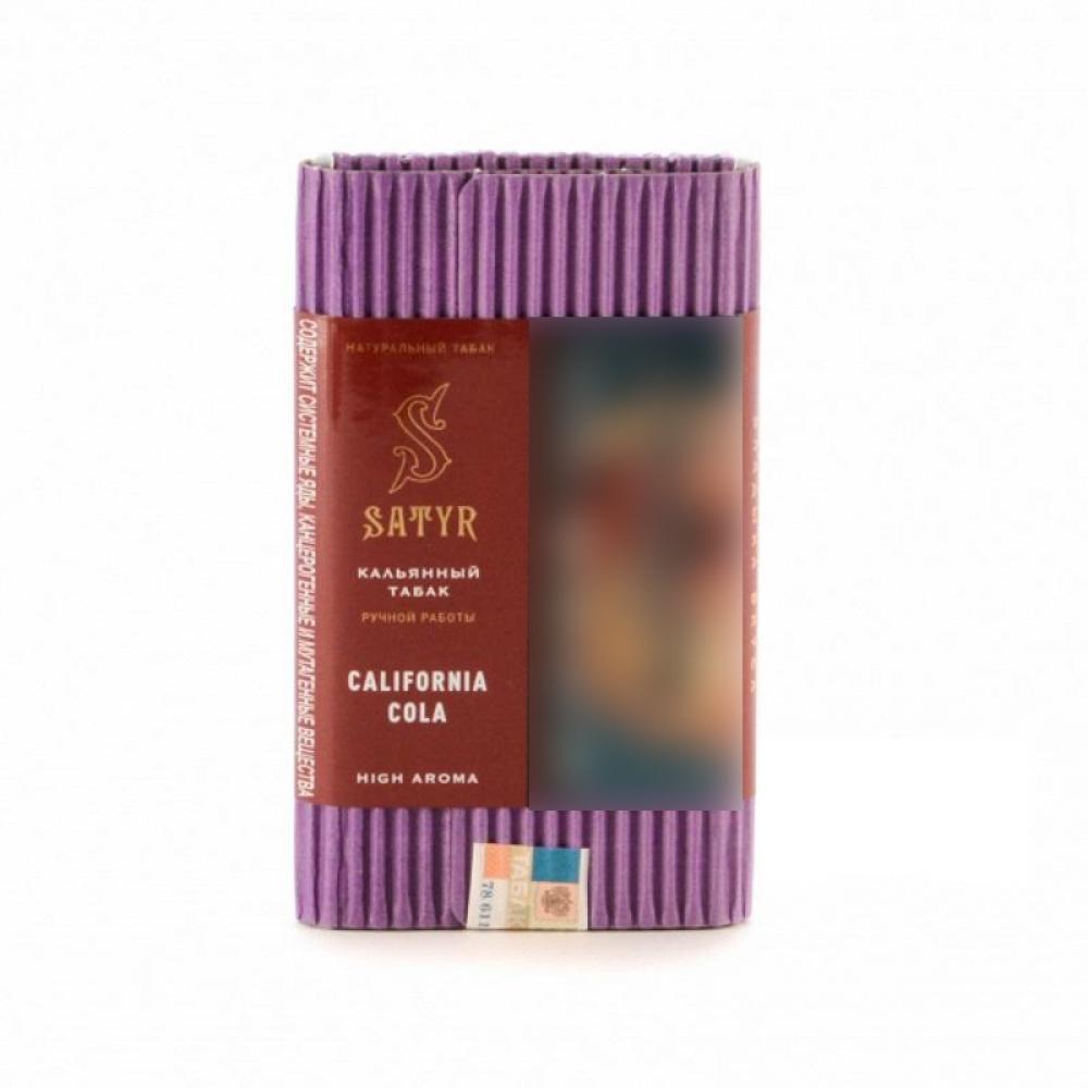 Табак для кальяна Satyr - Калифорния Кола