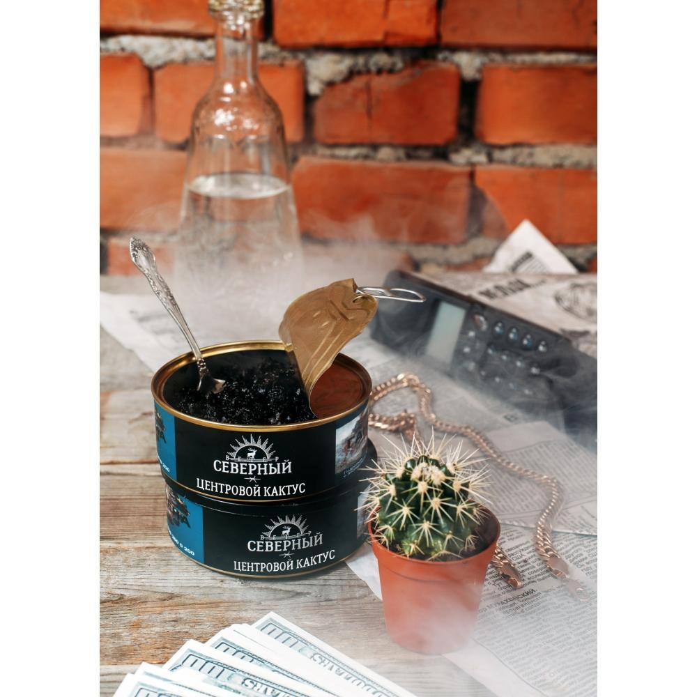 Табак для кальяна Северный - Центровой кактус