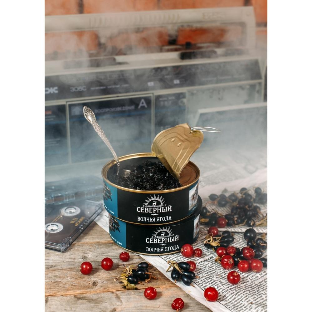 Табак для кальяна Северный - Волчья ягода
