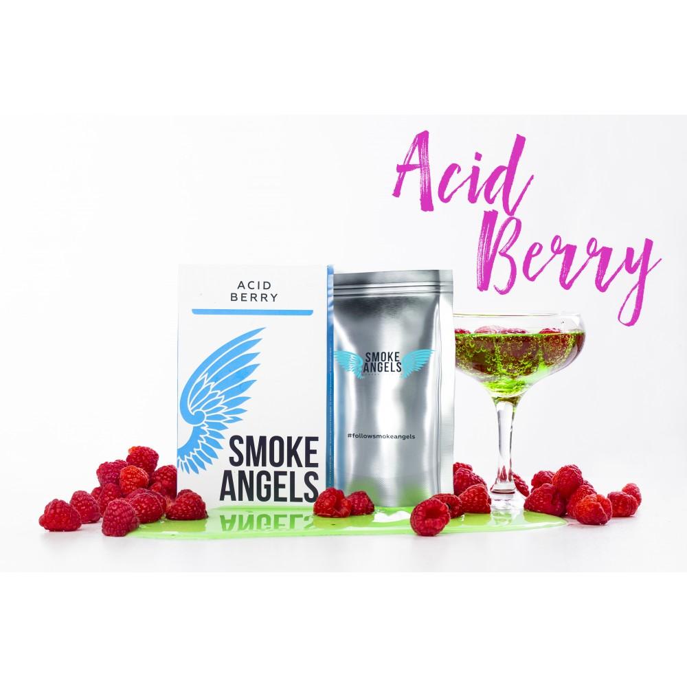 Табак для кальяна Smoke Angels - Acid Berry (Кислая Ягода)