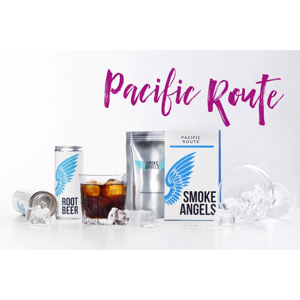 Табак для кальяна Smoke Angels - Pacific Route (Тихоокеанский Маршрут)