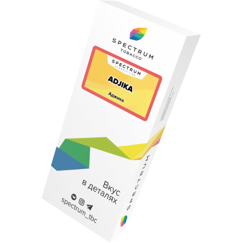 Табак для кальяна Spectrum - Adjika (Аджика)