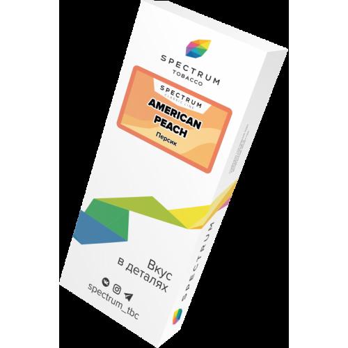 Табак для кальяна Spectrum - American Peach (Персик)