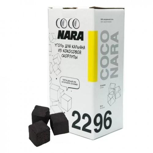 Уголь для кальяна Coconara (22) 96 шт.
