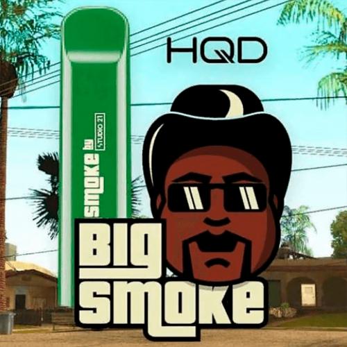 HQD Cuvie - Big Smoke (Огуречный лимонад)