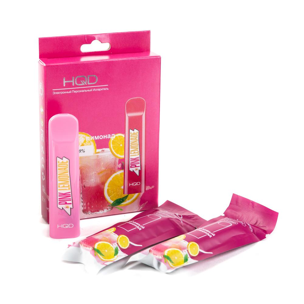 HQD Cuvie - Розовый лимонад
