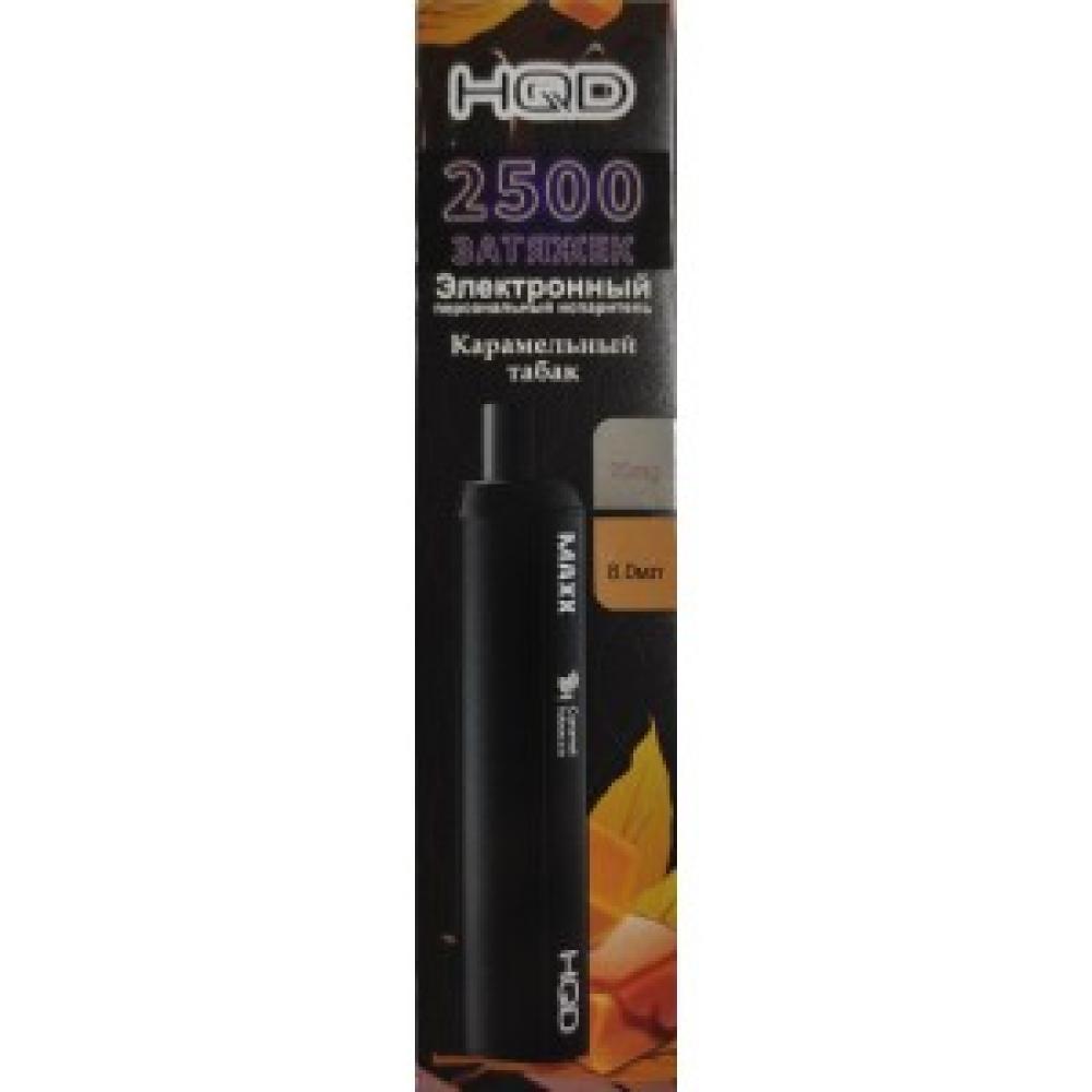 HQD Maxx - Карамельный табак