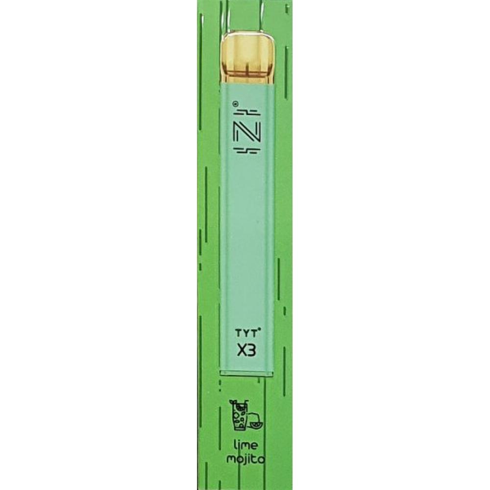 IZI X3 - Лайм, мохито