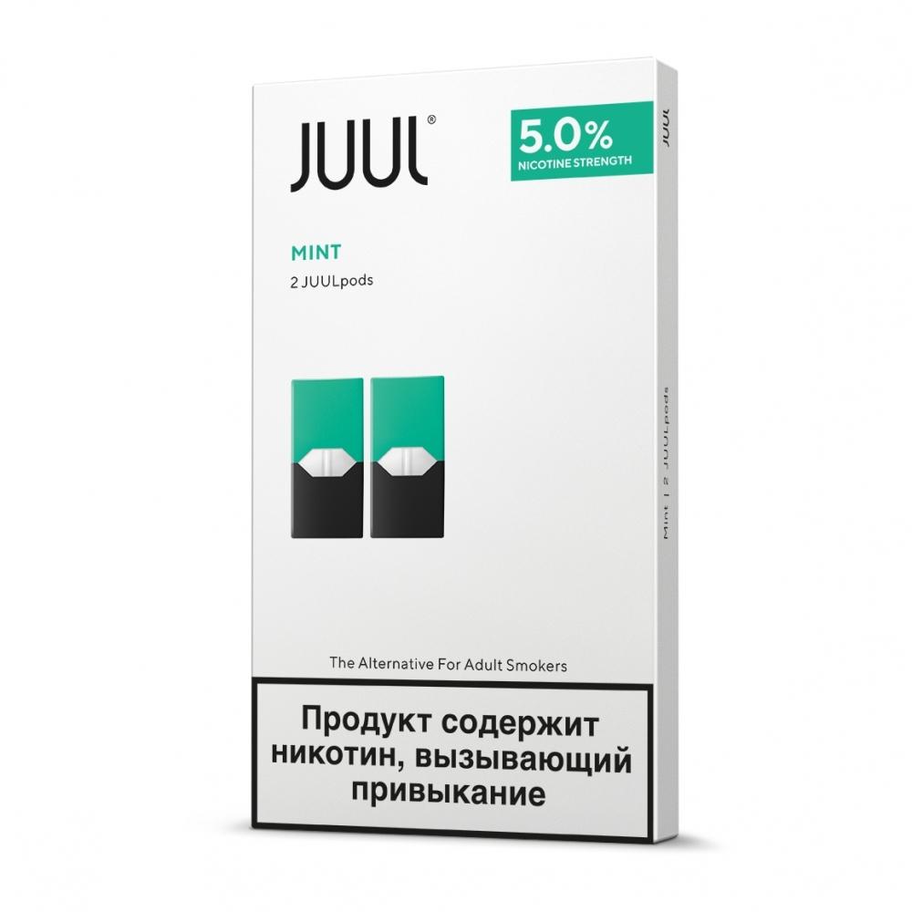 Картриджи Juul (Джул) - Mint (2)
