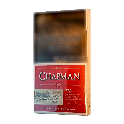 чапман сигареты купить красноярск
