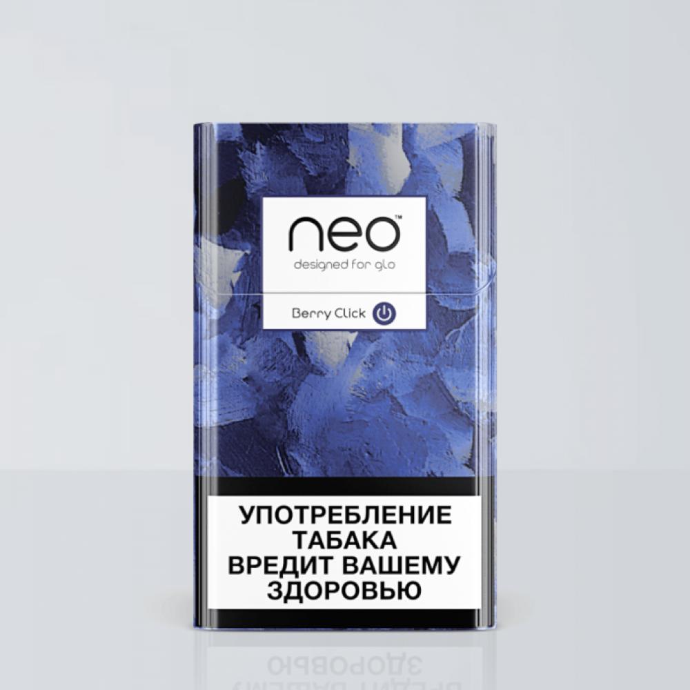 Стики для GLO - Neo Demi Berry Click