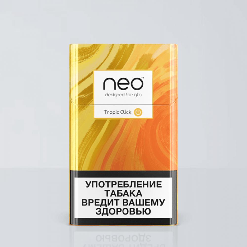 Стики для GLO - Neo Demi Tropic Click