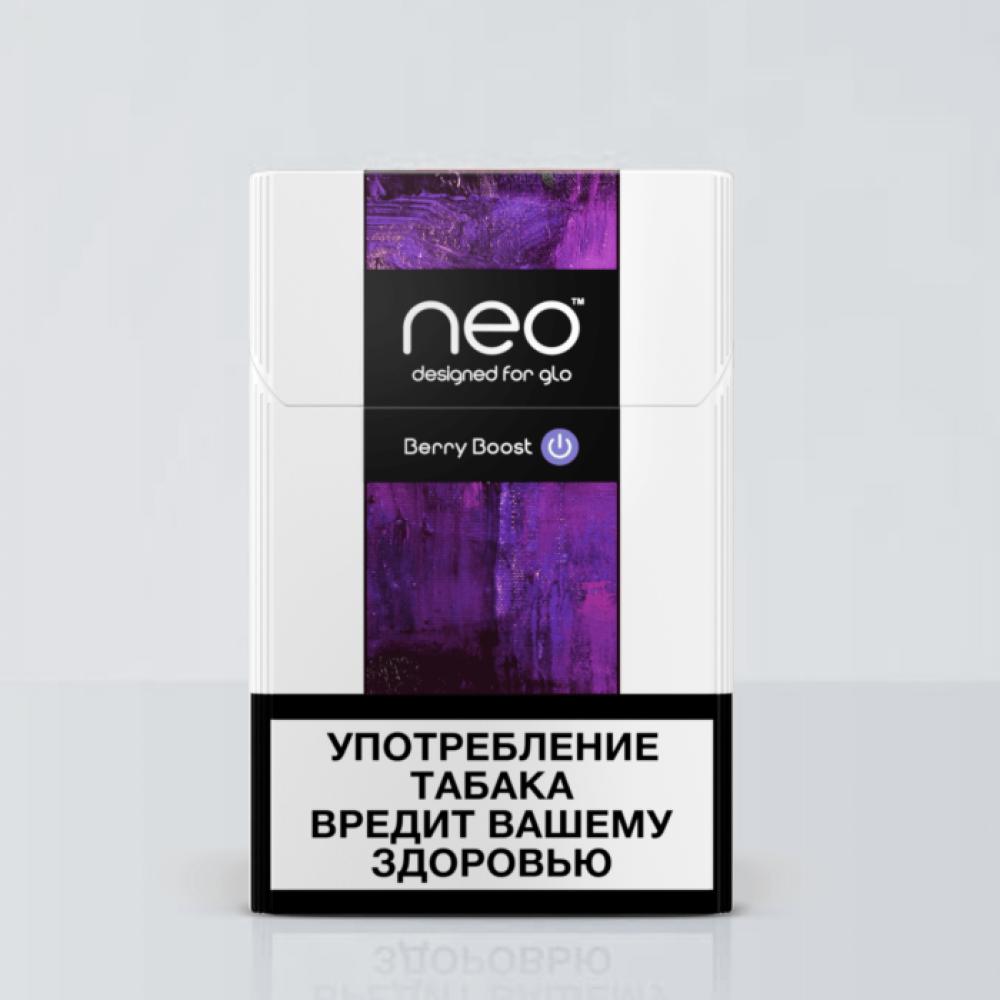 Стики для GLO - Neo Berry Boost