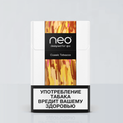 Стики для GLO - Neo Classic Tobacco