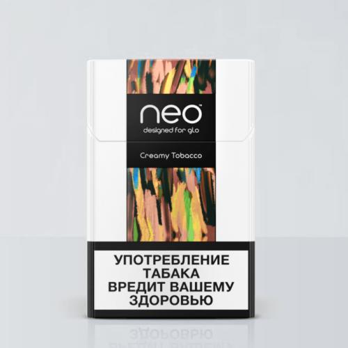 Стики для GLO - Neo Creamy Tobacco