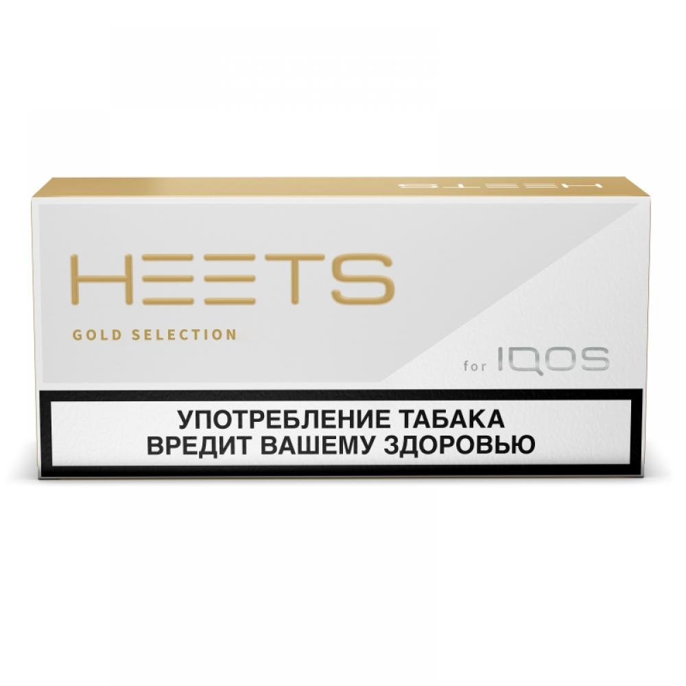Стики для IQOS - Gold Selection