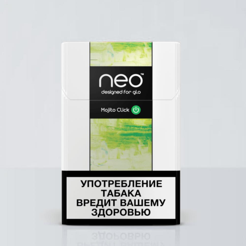 Стики для GLO - Neo Mojito Click