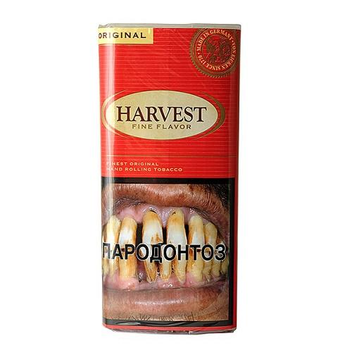 Табак для самокруток Harvest - Halfzware