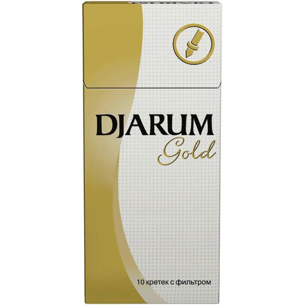 Кретек Djarum Gold (ваниль)