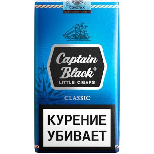 Сигариллы Captain Black Classic