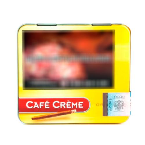 Сигариллы Cafe Creme Original ж/б