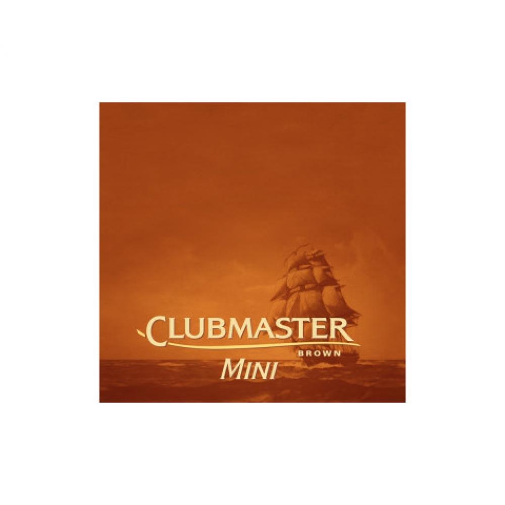 Сигариллы Clubmaster Mini - Brown (Chocolate)