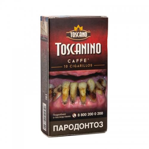 Сигариллы Toscanino - Caffe