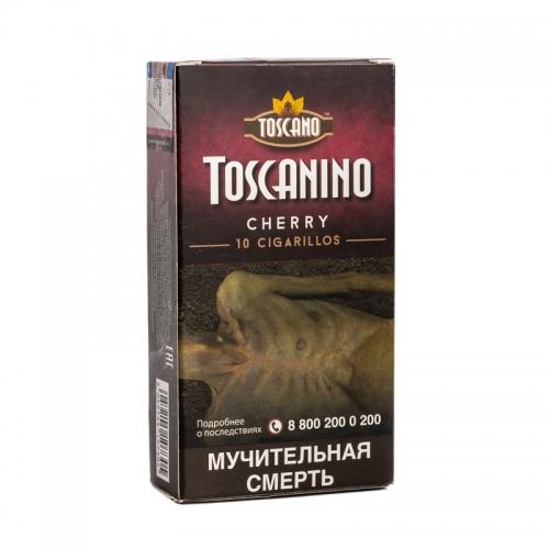 Сигариллы Toscanino - Cherry