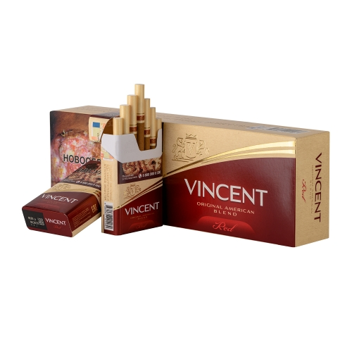 Сигариллы Vincent (Винсент) - Red