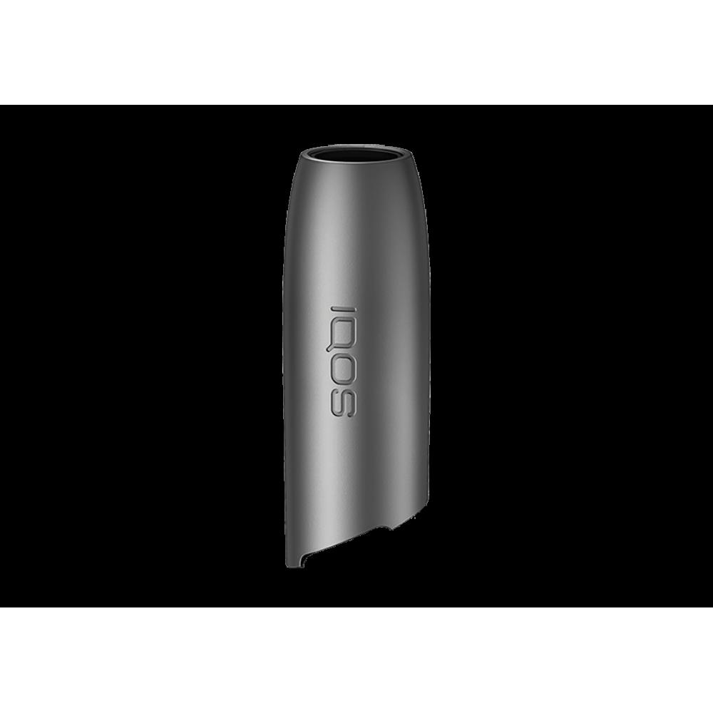 Колпачок для IQOS 3.0 DUOS - Серебряный