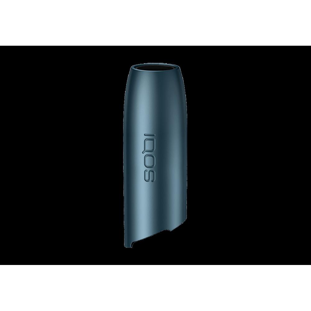 Колпачок для IQOS 3.0 DUOS - Стальной синий
