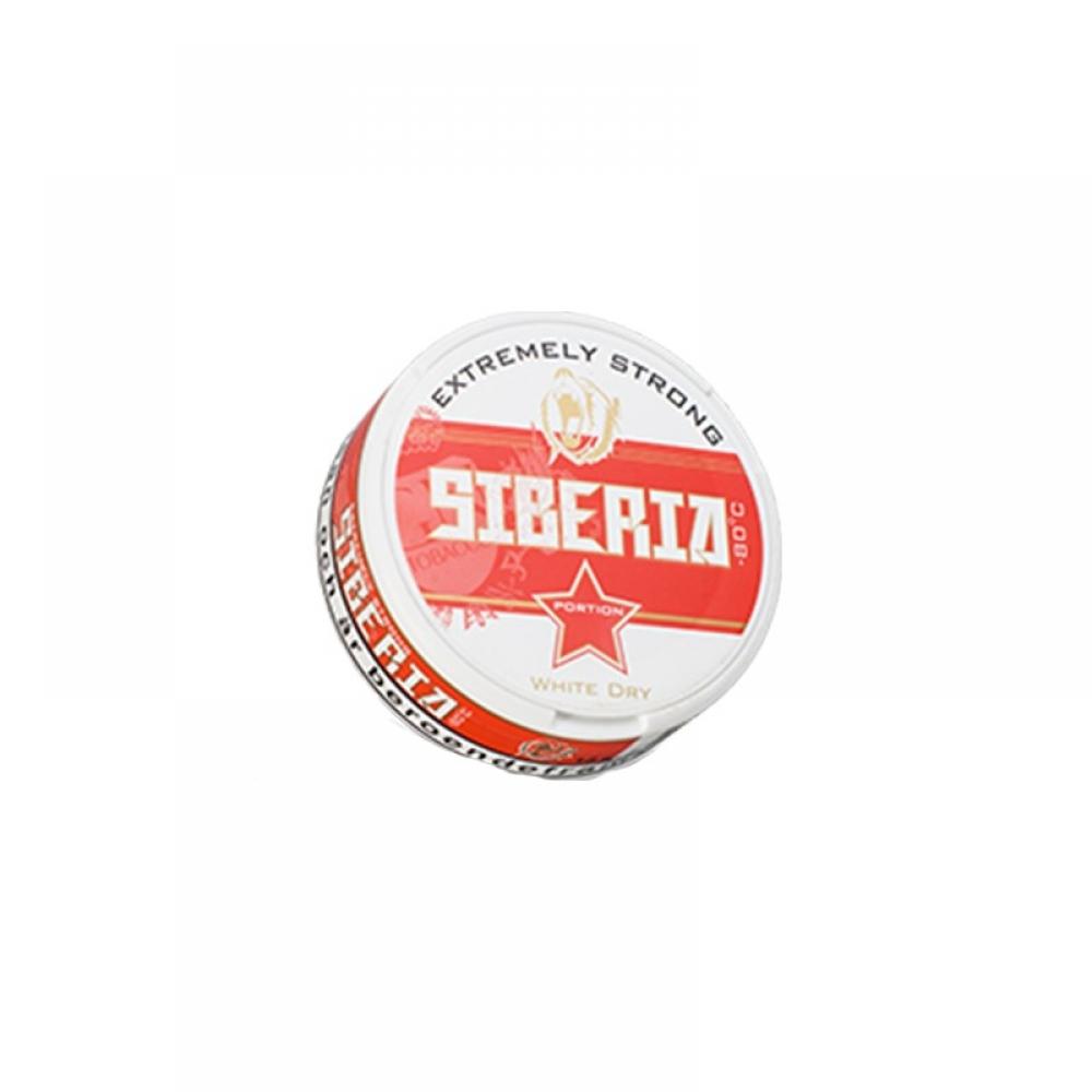 Жевательный табак (Снюс) Siberia (Сибирь) Extremely Strong 13g