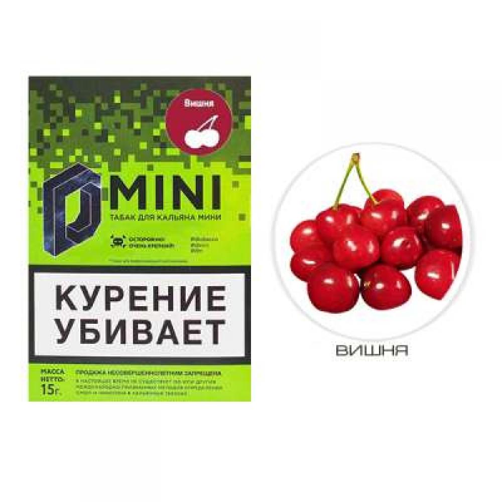 Табак для кальяна D Mini (ex Doobacco Mini) - Вишня