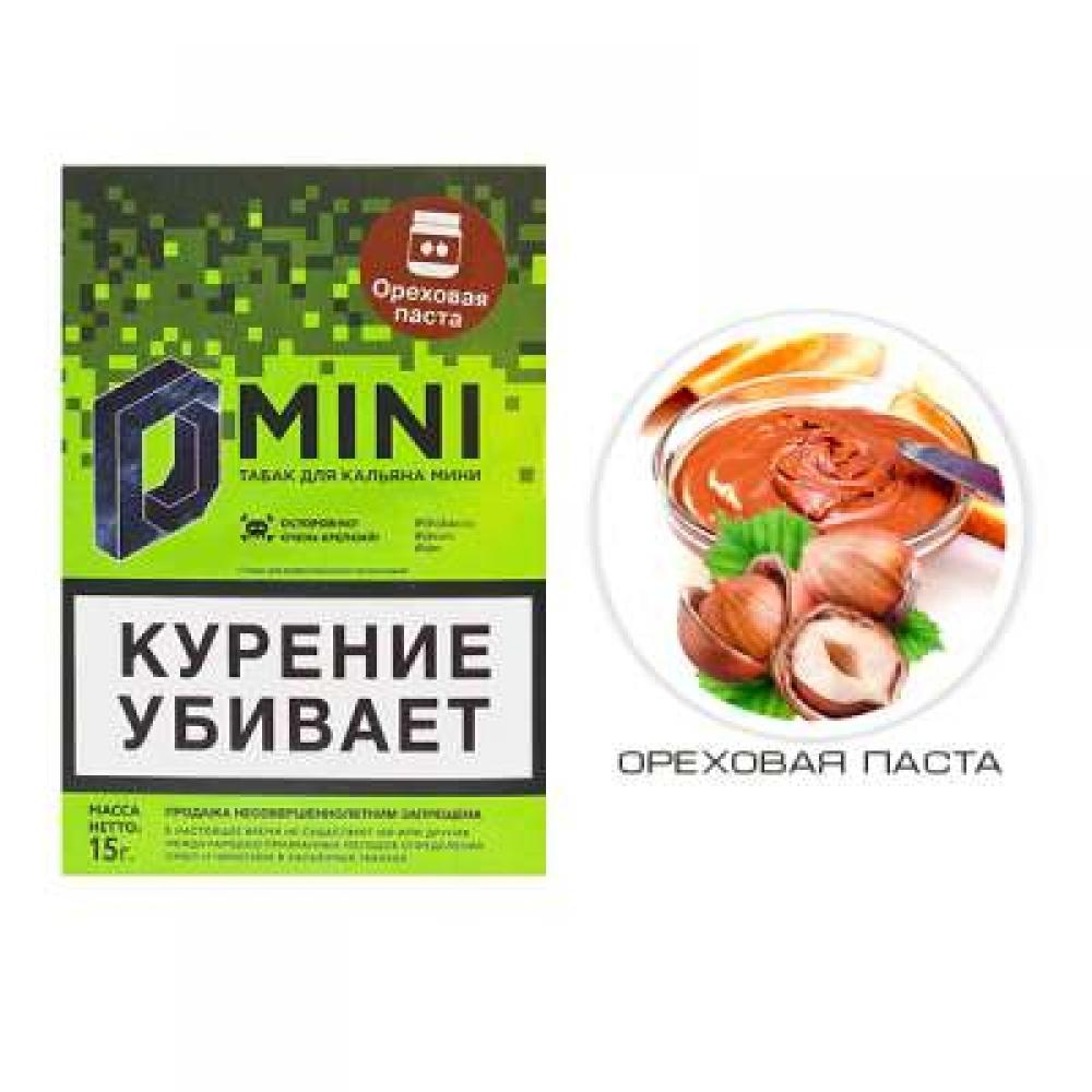 Табак для кальяна D Mini (ex Doobacco Mini) - Ореховая Паста