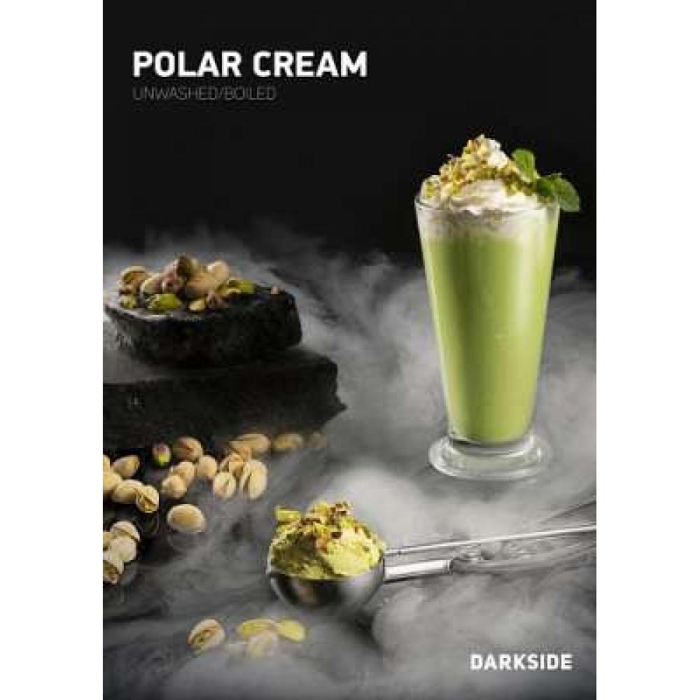 Табак для кальяна Dark Side Core - Polar Cream (Фисташковое мороженое)