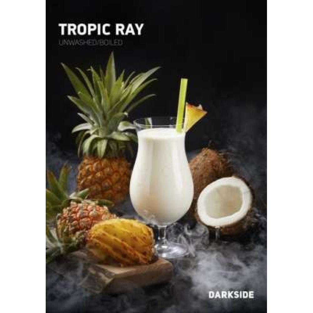 Табак для кальяна Dark Side Core - Tropic Ray (Тропический Рай)
