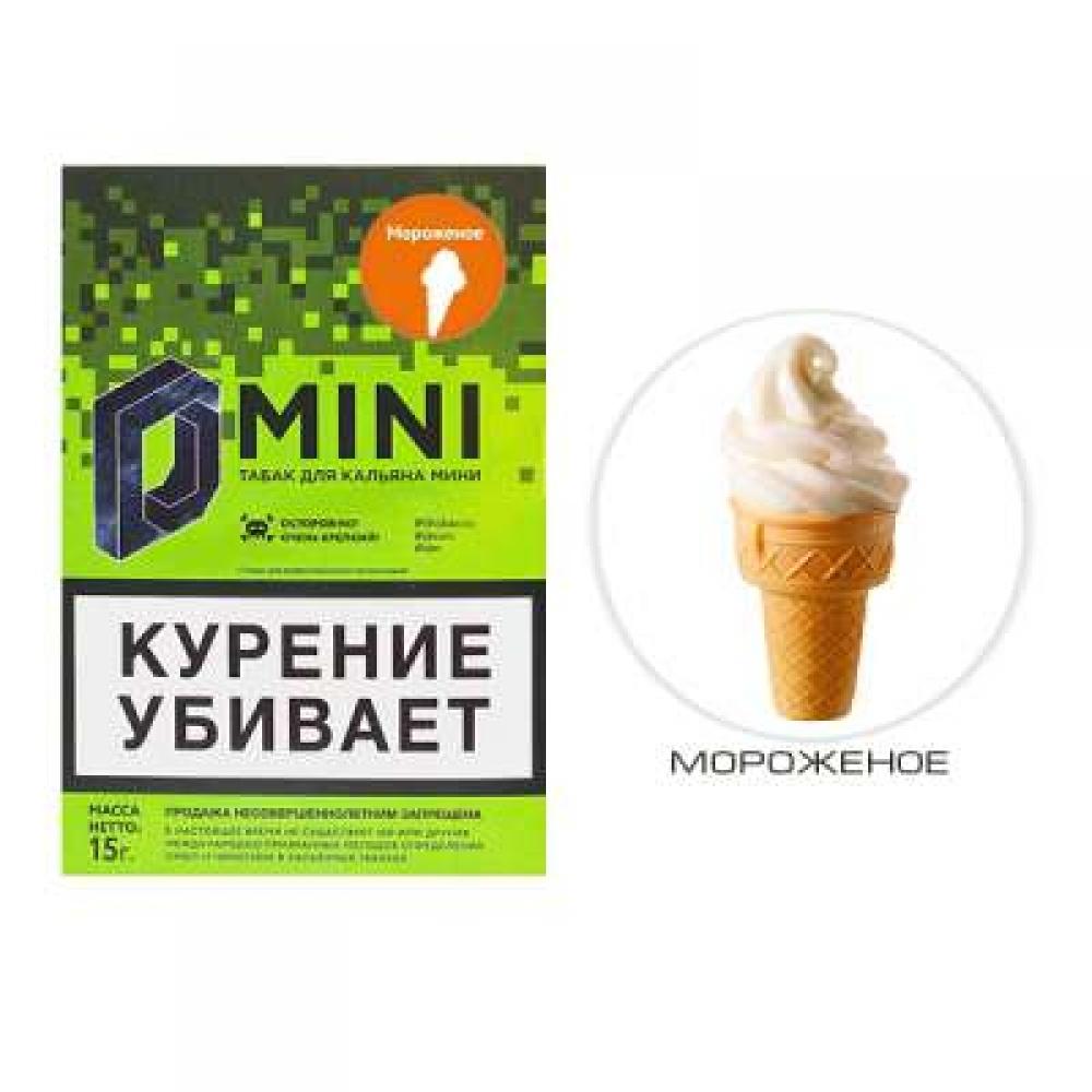 Табак для кальяна D Mini (ex Doobacco Mini) - Мороженое