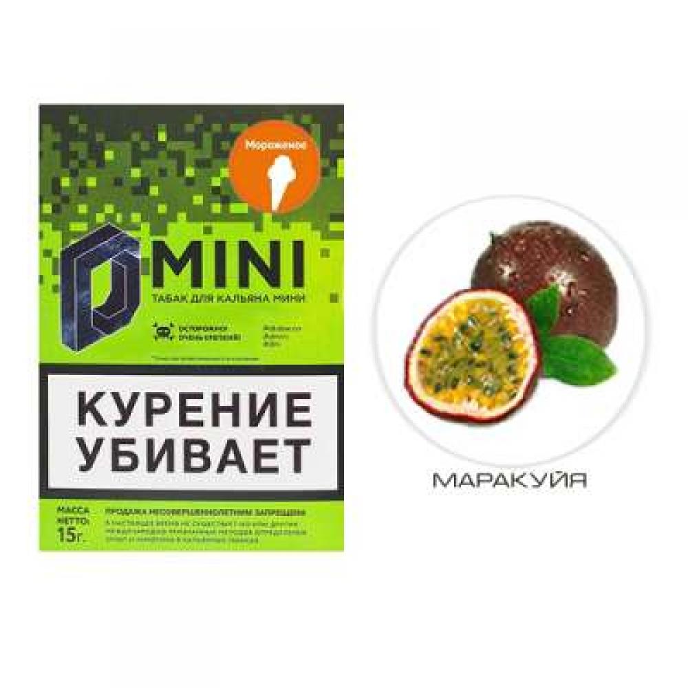 Табак для кальяна D Mini (ex Doobacco Mini) - Маракуйя